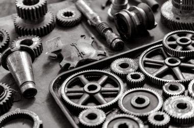 A lot of screws